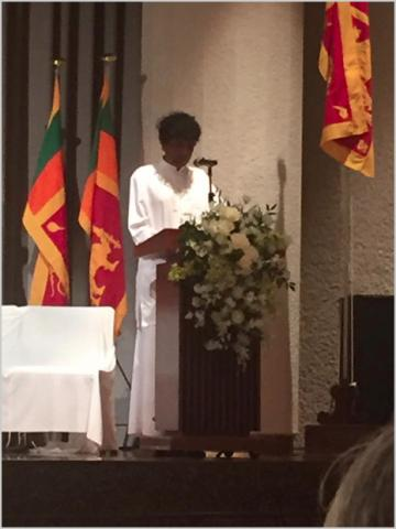 Special supplements for 69th Independence Day celebration of Sri Lanka embassy in Japan.