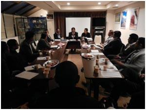 2nd AGM was successfully completed at the Sri Lanka Embassy in Japan.