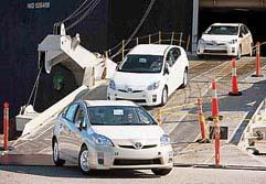 Vehicle Imports decline 21 percent in 2012.