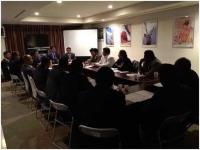 SLAEAJ 3rd AGM was held at the Sri Lanka Embassy in Japan.