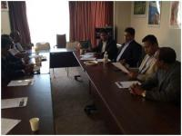SLAEAJ Meeting held on 06th October 2014.