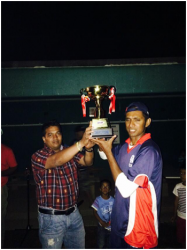 Shiroi Cricket Club – Soft Ball Cricket Tournament 2014.