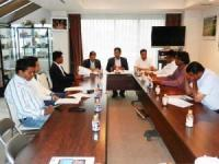 SLAEAJ meeting was held at the Sri Lanka Embassy in Japan.