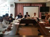 SLAEAJ 3rd meeting was held at the Sri Lanka Embassy in Japan.
