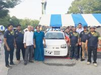 SLAAJ Rafael Suzuki Alto Car Draw Winner in Sri Lanka Festival 2018