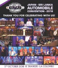 Thanks for making SLAAJ Convention 2018 Celebration a huge success